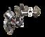 Hyundai-i20-Kia-Rio-1-1CRDI-D3FA-74HP-28201-2A081-49173-02810-Turbocharger-Turbo thumbnail 4