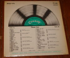 CONROY RECORDED MUSIC LIBRARY BMLP 076 LP ~ THEME SETS ~ SKLAIR