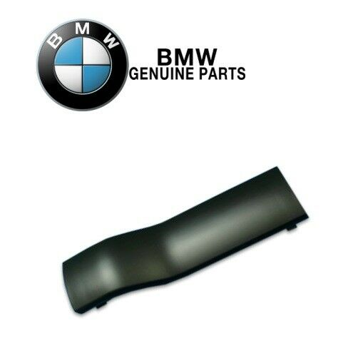 BMW E36 M3 Genuine Front Bumper Impact Strip Tow Hook Cover M Technic NEW