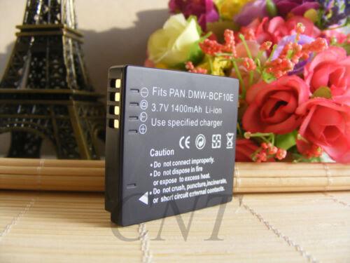 Dmw-bcf10pp Batería Para Panasonic Lumix Dmc-ts1 Dmc-ts2 dmc-ts3d Dmc-ts3 Dmc-ts4