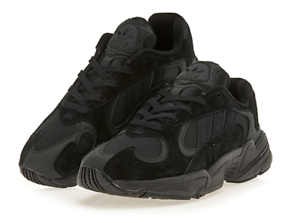 Image is loading ADIDAS-Yung-1-Triple-Black-G27026-Sports-Shoes- 4a7202f0c