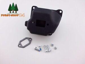 Auspuff Schalldämpfer passend für Stihl 066 MS 660
