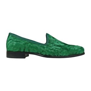 Stacy Adams Sultan Emerald Green Slip