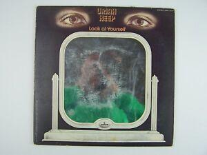 Uriah Heep - Look At Yourself Vinyl LP Record Album SRM