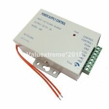 AC110-240V DC12V Power Supply Door Lock Entry Access Control System RFID K80 -UK