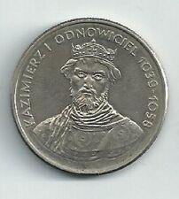 Poland / Polen - 50zl Kazimierz I Odnowiciel