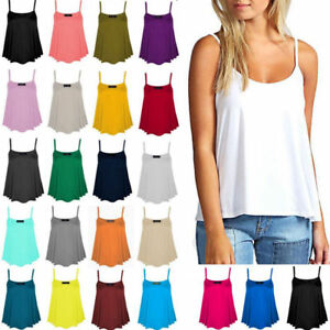 Fashion-Women-Summer-Vest-Top-Sleeveless-Shirt-Blouse-Casual-Tank-Tops-T-Shirt