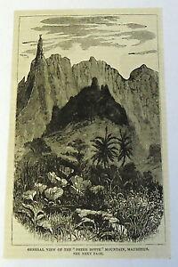 1883-magazine-engraving-VIEW-OF-PETER-BOTTE-MOUNTAINS-Mauritius