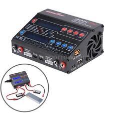 Ultra Power UP100AC DUO 100W LiIo/LiPo/LiFe/NiMH Battery Balance Charger TH R1U5
