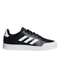 67bdd249bcb79 Image is loading NEW-Adidas-Court-70s-Sneaker-Black