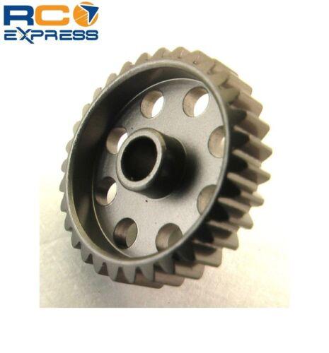 Hot Racing 35 Tooth 48 Pitch Hard Aluminum Pinion Gear HAG835