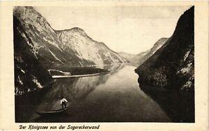 CPA-AK-Der-Konigsee-von-der-Sagereckerwand-GERMANY-878782