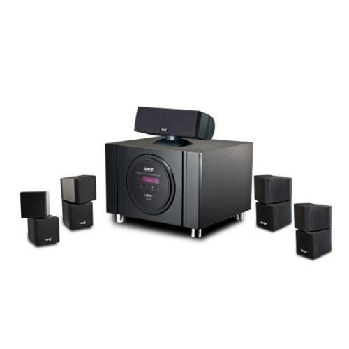 Surround Sound Speakers /& A//V Amp Bluetooth 5.1 Channel Home Theater System