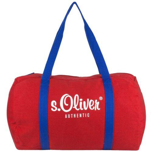 s.Oliver Baumwoll Reisetasche Sporttasche Weekender Tasche 7F.709.94.7994