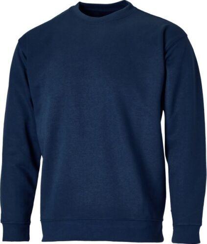 Sizes S-XXXXL Dickies Crew Neck Sweatshirt Jumper Navy