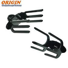 ORIGIN oval wakeboard tower rack plus wakeboard/kneeboard rack/black/5 Yr WRT