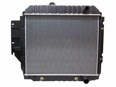 Cooler Cooling js APDI Radiator for 1992-1996 Ford E-350 Econoline Club Wagon