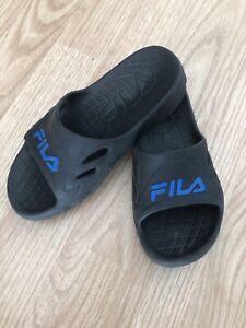 Fila Slides Kids 13   eBay