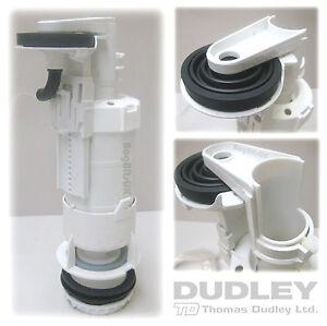Pneumatic flush valve