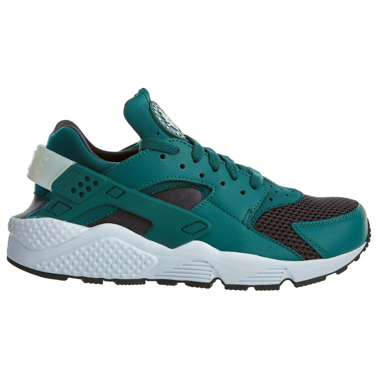 designer fashion 81783 7ba6a Nike Air Huarache Mens 318429-312 Rainforest Oil Grey Running shoes shoes  shoes Size 10.5