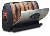 Nation Bacon Master Stainless Steel Heating Control Drip No Splattering