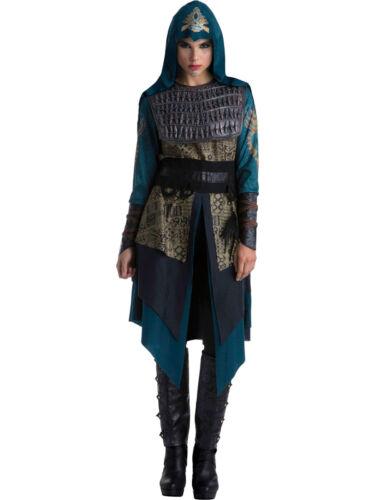Assassin/'s Creed Movie Maria Deluxe Women/'s Costume Medium 10-12