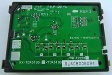 Panasonic Kx Tda50 Hybrid Ip Pbx Kx Tda5193 Cid4 4 Port Caller Id Expansion