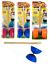 Diabolo-40cm-Sticks-amp-Cadena-Spinning-habilidades-de-circo-Juego-malabares-Diablo-Conjunto-de miniatura 1