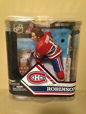 Mcfarlane Nhl Larry Robinson Montreal Canadians Exclusive 469/1000 Figure.RARE