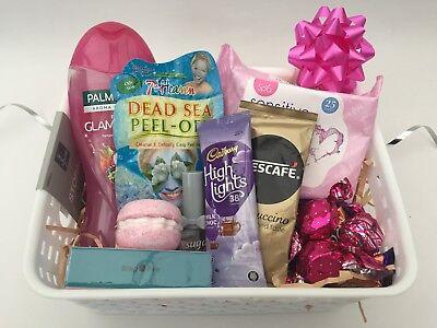 Womens Beauty Pamper Hamper Christmas Gift Birthday Present Gift Box For Her Ebay