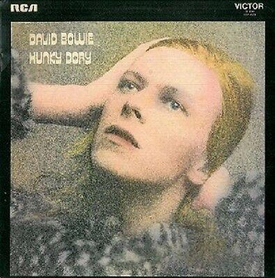 DAVID BOWIE Hunky Dory Vinyl Record LP RCA Victor SF 8244 1972 EX
