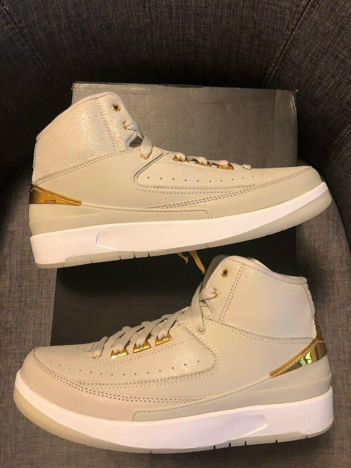 d94cb0dc4de0 Nike Air Jordan Jordan Jordan 2 Retro Q54 Quai 54 GS size 5.5Y 5Y 6Y ...
