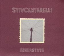 STIV CANTARELLI - INNERSTATE  CD NEU