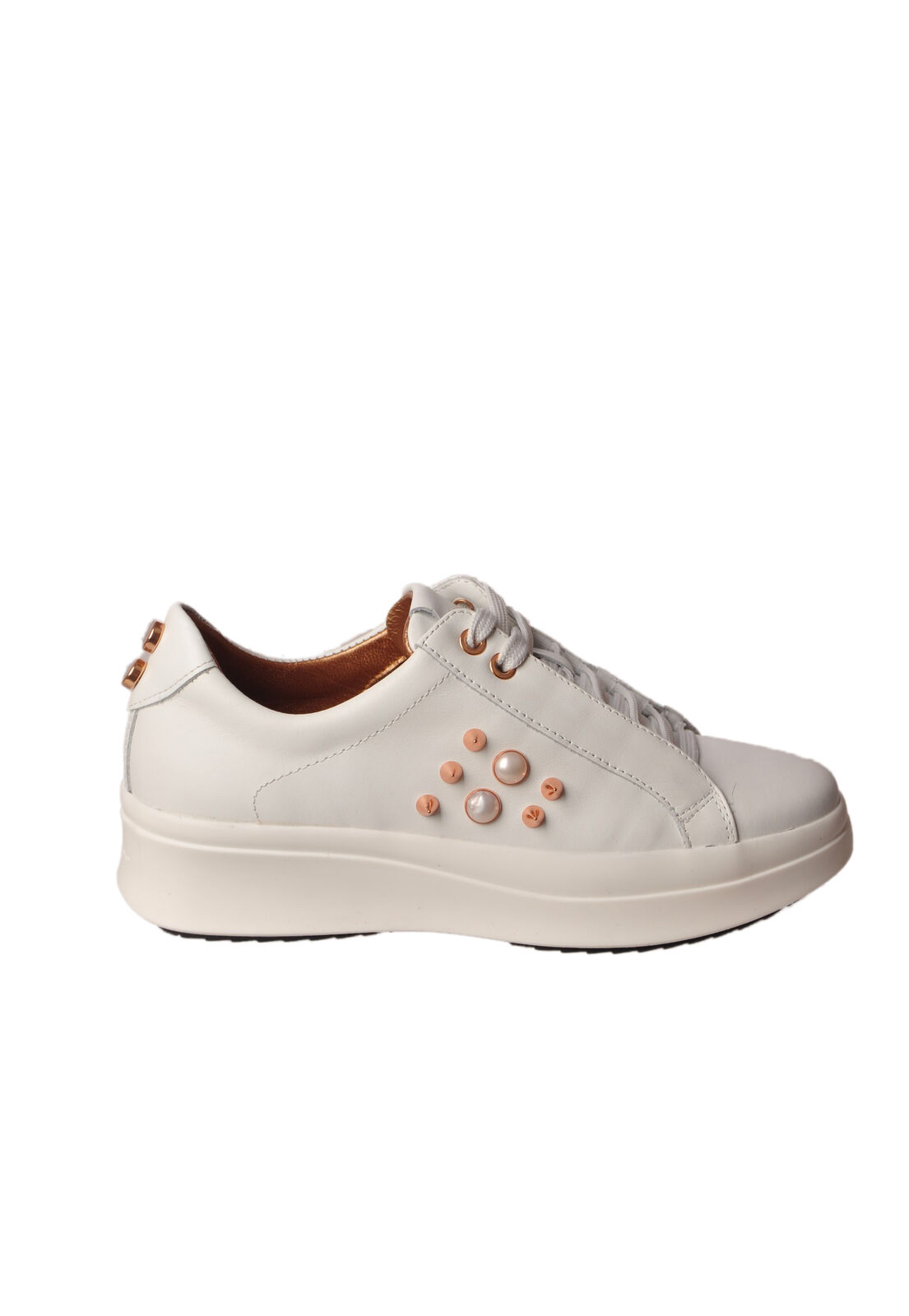 Alexander Smith - shoes-Sneakers low - Woman - White - 5030608E184312