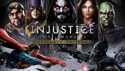 Injustice Gods Among Us Ultimate Edition Steam