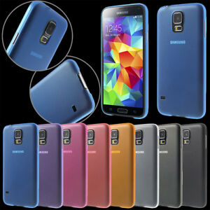 Samsung-Galaxy-S5-Ultra-duenne-Schutz-Huelle-0-3mm-Back-Cover-Flip-Case-Etui
