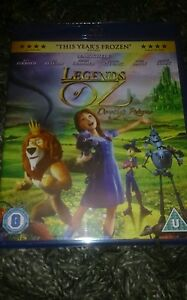 Legends of OZ BluRay 2014    New amp Sealed - <span itemprop=availableAtOrFrom>Scarborough, United Kingdom</span> - Legends of OZ BluRay 2014    New amp Sealed - Scarborough, United Kingdom