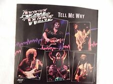 """APRIL WINE """"Tell Me Why"""" PICTURE SLEEVE! BRAND NEW! ONLY COPY ON eBAY!"""