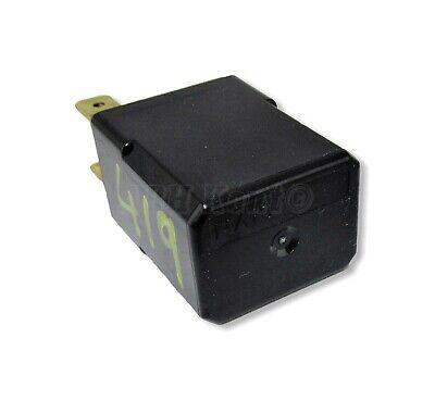 1997-2012 Honda Multi-Use 4-Pin Black Relay NAiS ACM32221 M10 CM1aF-R 12V