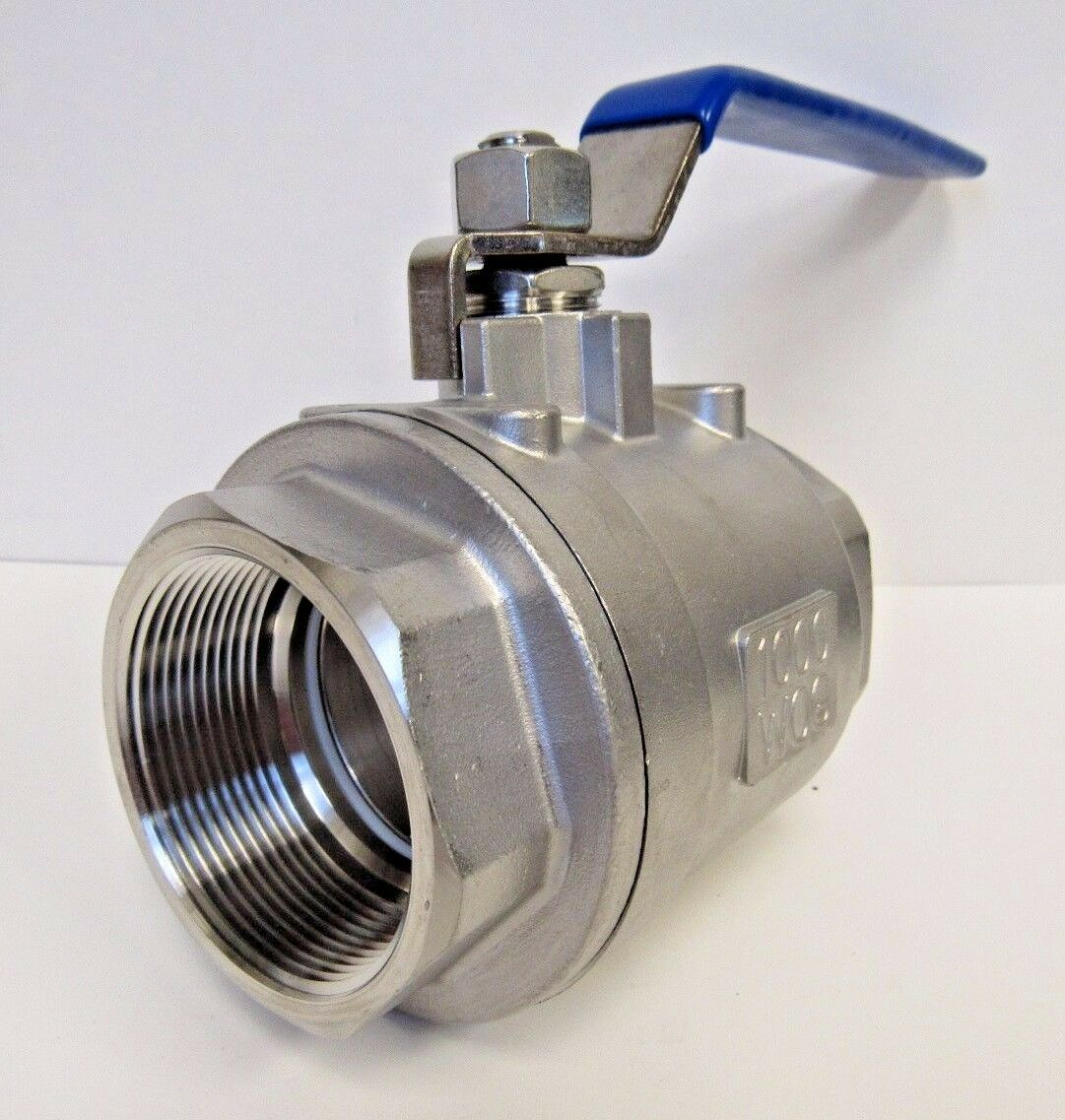 "AGB 8B 2 way Full port ball valve ON//OFF Spring Return Actuator 3//4/"" NPT 110V AC"