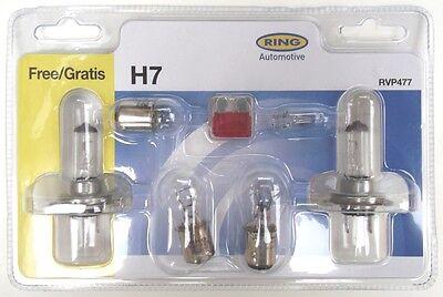 Fiat Punto Tail Light Bulbs 2005-2006 TL207