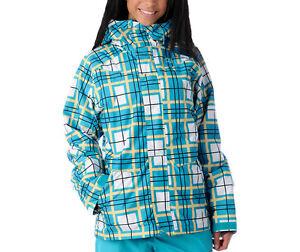 Dc Shoes Fuse Jacket Womens Snowboard Ski Waterproof