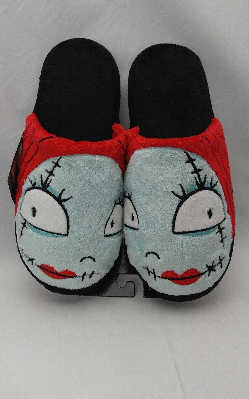 Disney Tim Burton's Nightmare Before Christmas House Slippers Sally  M 7/8 #64