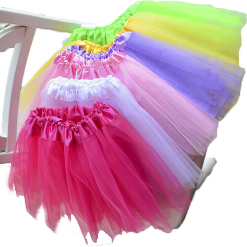 High Quality 3 LAYERS Tutu Skirt Women Lady Girls Fancy Dress Skirts Hen Party