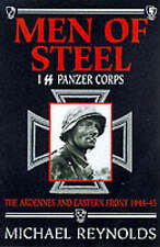 Steel Inferno: 1st SS Panzer Corps In Normandy By Michael Reynolds Hardback