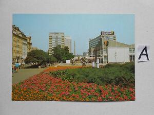 Carte Postale Vue Carte Saxe. Foire Ville Leipzig Saxe Place-tadt Leipzig Sachsenplatz Fr-fr Afficher Le Titre D'origine