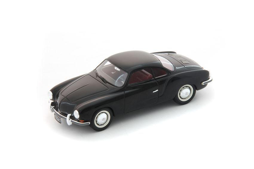 Cascarillas cupe 1960 nero 1 43 Model autocult