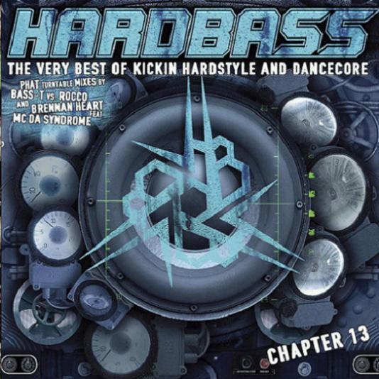 HARDBASS 13 = Technoboy/Zany/Heart/Coone/Rocco...=2CD= HARDSTYLE+HARD TRANCE