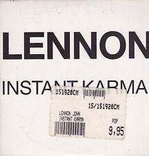 John Lennon-Instant Karma cd single