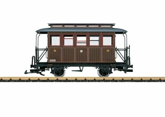 LGB 35095 Personenwagen 3. Klasse, Spur G